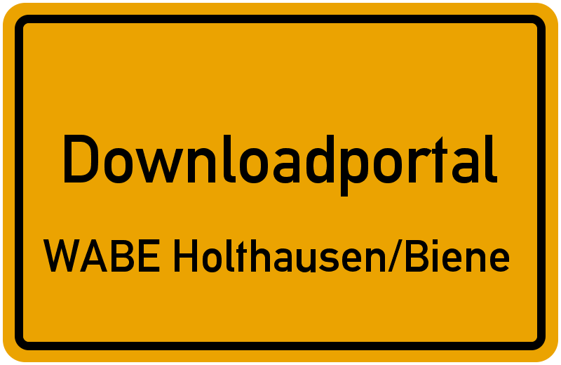 Downloadportal.WABEHolthausen Biene